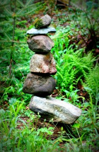 Rock stack 7 Lomo
